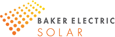 Baker Electric Solar - Solar Energy Provider, California Logo