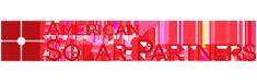 American Solar partners- Solar Energy Provider, California Logo